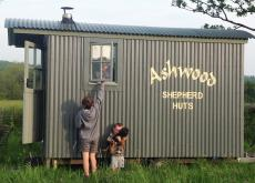 Ashwood Shepherd Huts