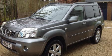 Nissan X-Trail 2.2 dCi Columbia 5dr 4WD