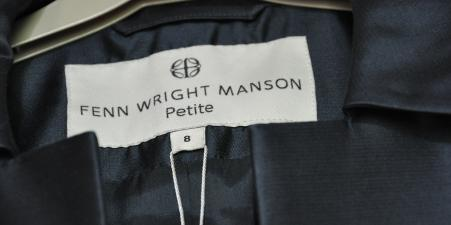 Fenn Wright & Manson jacket size 8 New with labels