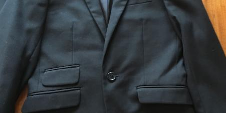 Boys black suit aged 10 years