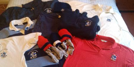 Eastbourne College Sports Kit Boys