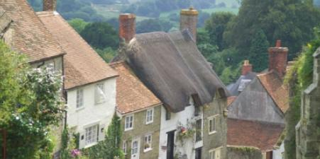 5* self catering holiday cottage Hovis Hill Dorset