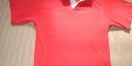 """Uppingham Rugby Shirt Size Chest 38-40""""/102cms"""