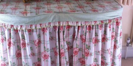 Jane Churchill Curtains for windows/dressingtable