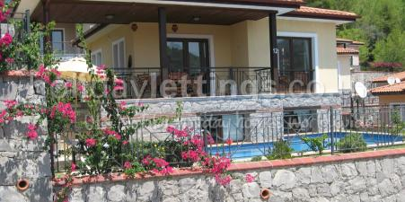 TURQUOISE COAST, TURKEY (detached Villa  GOCEK)