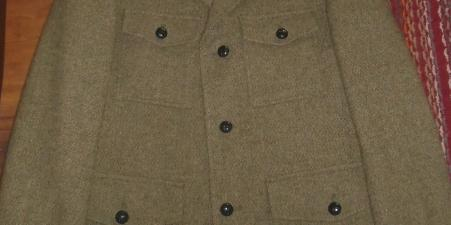 New Gentleman's Tweed Jacket