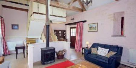 Wye Valley Holiday Cottage for 2-4 people