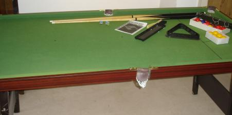 Child/Teenage Snooker Table