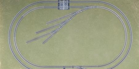 HORNBY TRACK + CONTROLLER + TRAIN + ACCESSORIES