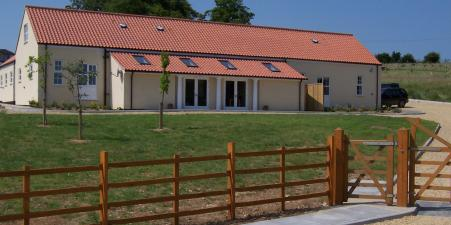 Luxury rural self catering for families sleeps 6