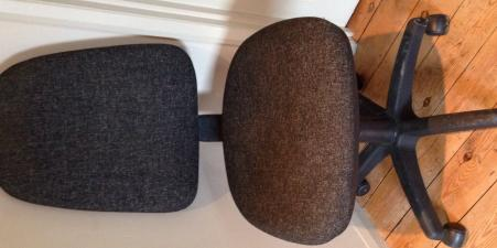 2 x office swivel chairs for sale