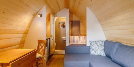 Luxury Glamping Pods on a private Cotswold estate