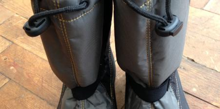 snow boots Columbia, UK size 5.5