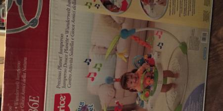 Jumperoo Fisher Price Precious Planet for Sale