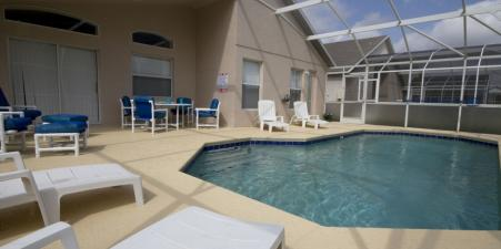 Woodlands Orlando Villa