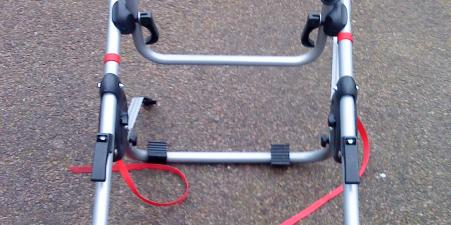 Bike Carrier FURTHER REDUCED - £29