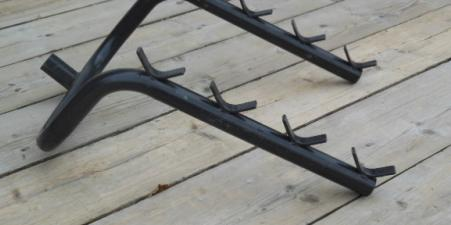 Bike rack for Land Rover Discovery