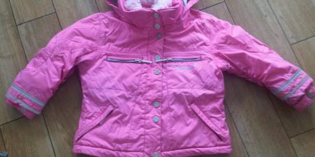 Girls Ski Jacket and Trousers