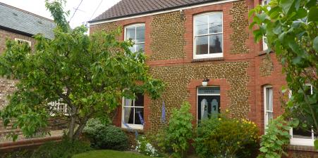 North Norfolk coast - peaceful holiday home