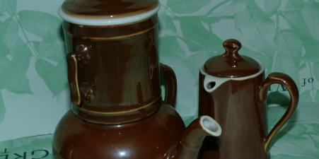 Royal Worcester antique coffee set (NO PAYPAL)