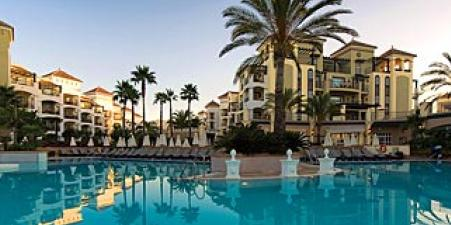 Marriott Playa Andaluza 5* Resort 3 bed rental apt