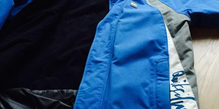 Boy - age 14 ski jacket. Quicksilver. £25 + PP