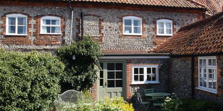 Stunning holiday cottage in Blakeney, Norfolk