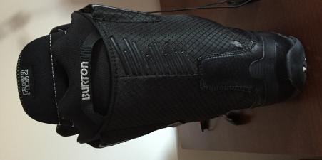 Men's Burton Ozone Black Snowboard Boots UK 8.5
