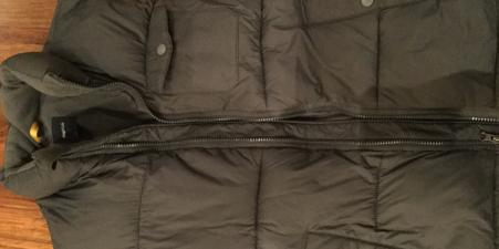 Grey boys' Gap gilet age 13 XL