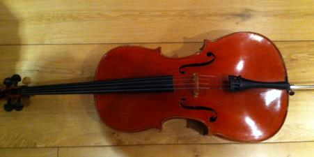 1/2 Size Cello for sale