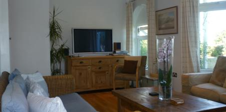 Dog friendly holiday cottage, Polruan by Fowey