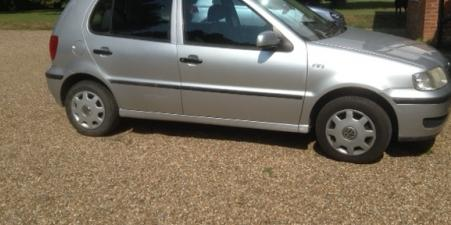 X reg VW polo looking for new driver